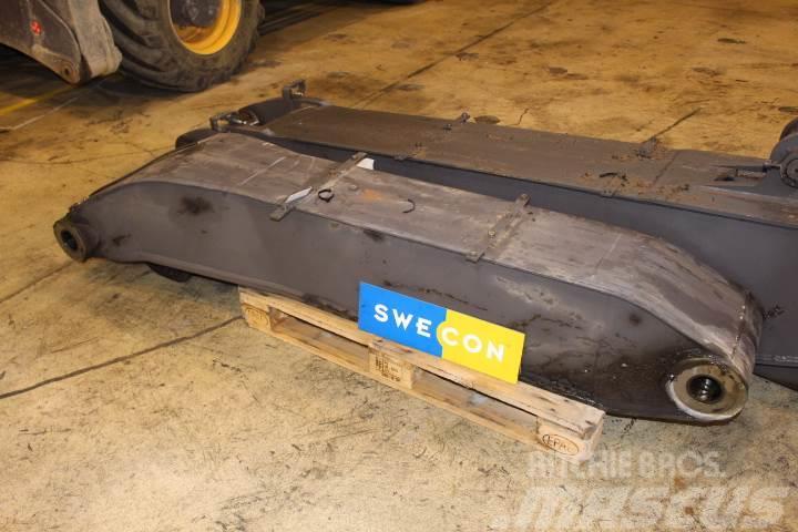 Volvo EW140D Grävaggregat bom