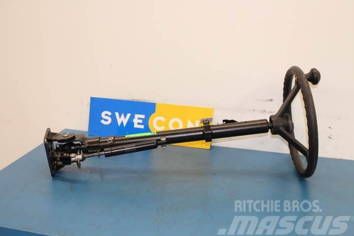 Volvo EW140D Styrning ratt, styrkolonn