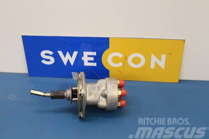 Volvo EW160 Hydraulik ventiler