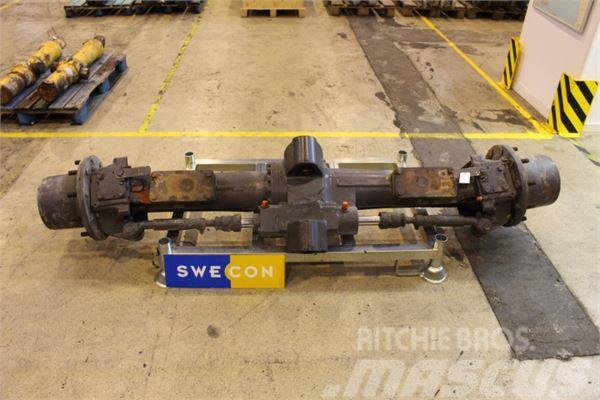 Volvo EW160B Framaxel komplett