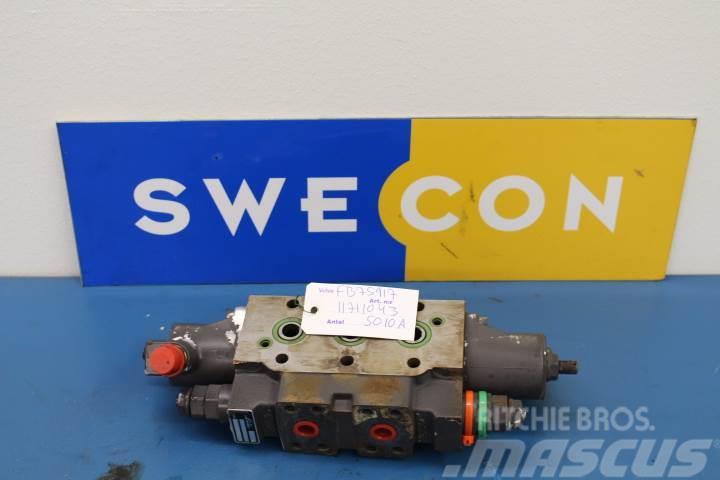 Volvo EW160B Hydraulik ventiler