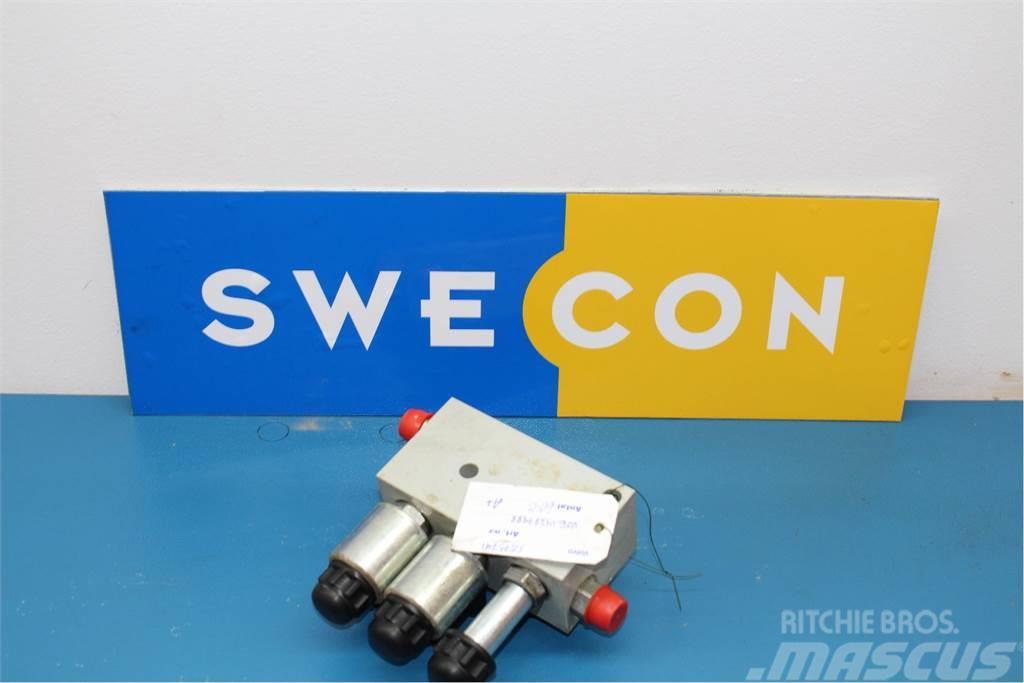 Volvo EW160C Hydraulik ventiler