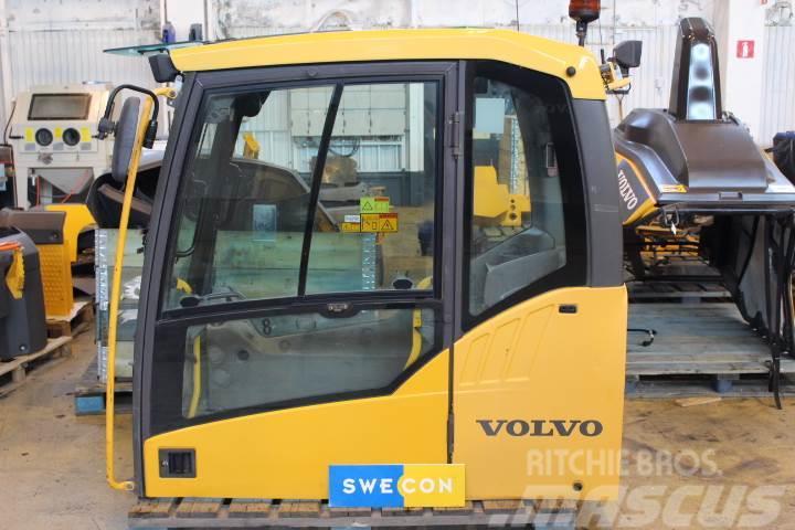 Volvo EW160C Hytt komplett