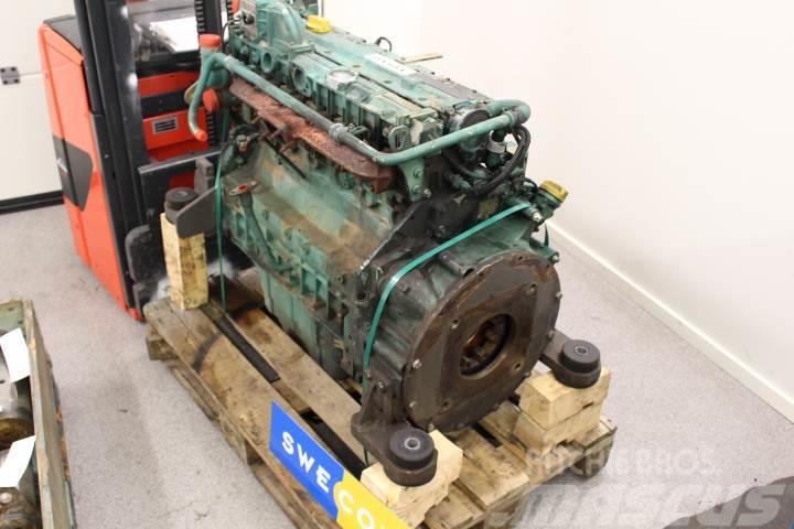 Volvo EW180B Motor komplett rak typ