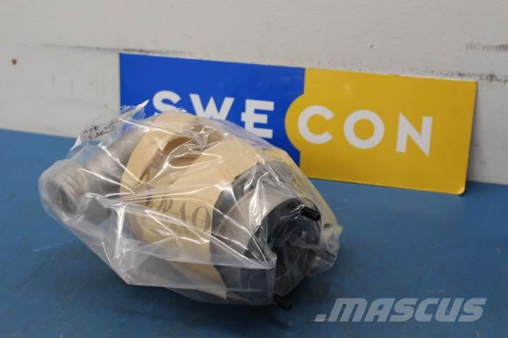 Volvo EW180B Motor turboladdare