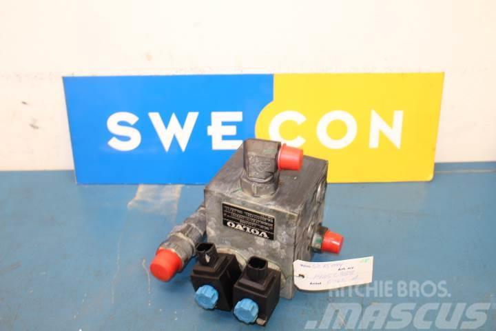 Volvo EWR150E Hydraulik ventiler