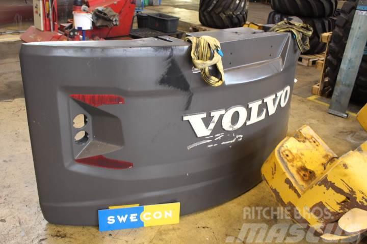 Volvo EWR150E Motvikt