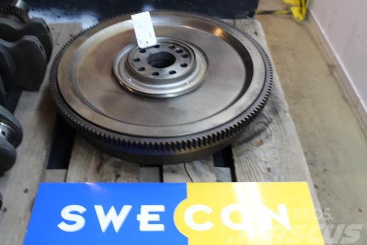 Volvo L120C Motor svänghjul