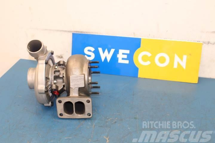 Volvo L120C Motor turboladdare