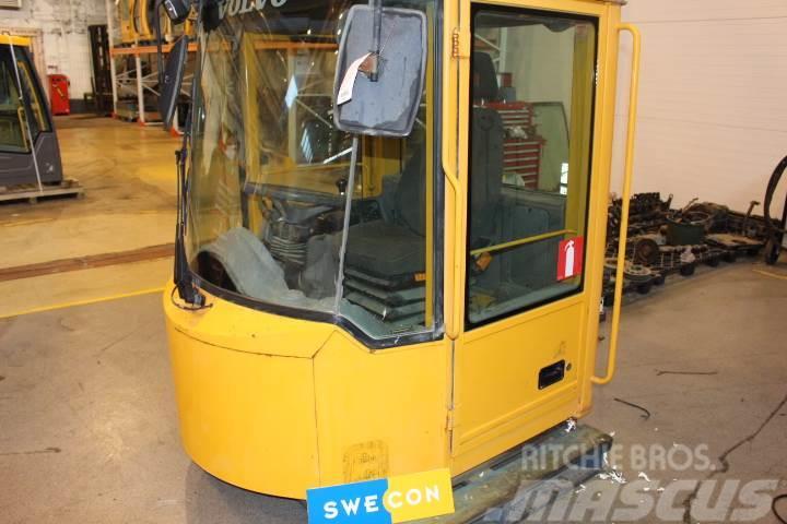 Volvo L120D Hytt komplett