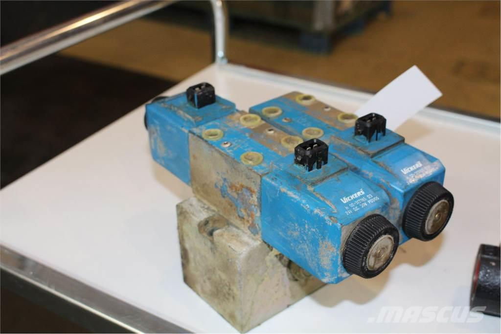 Volvo L120E Hydraulik ventiler