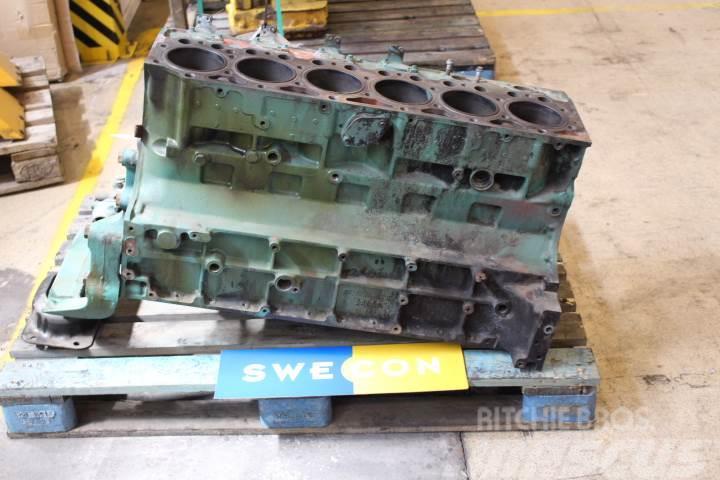 Volvo L120E Motor cylinderblock