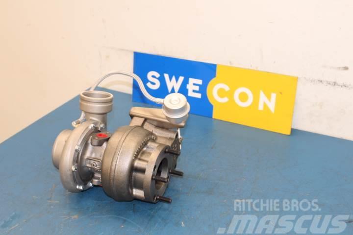 Volvo L120E Motor turboladdare