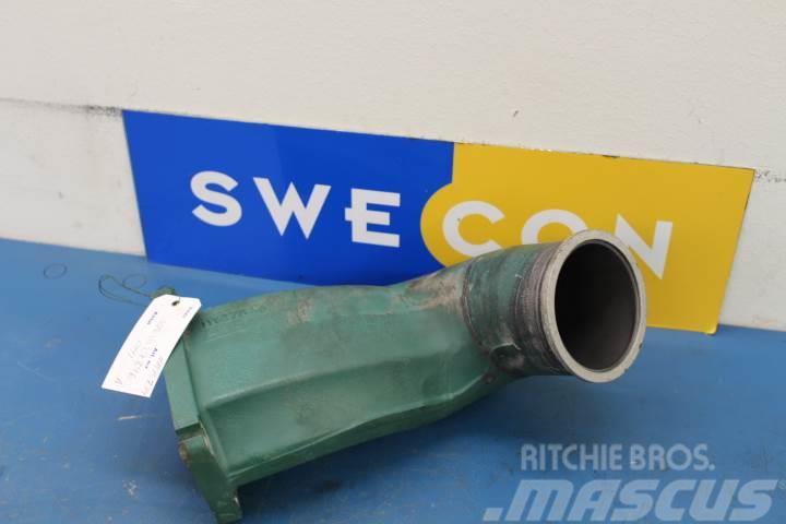 Volvo L150E Motor insug