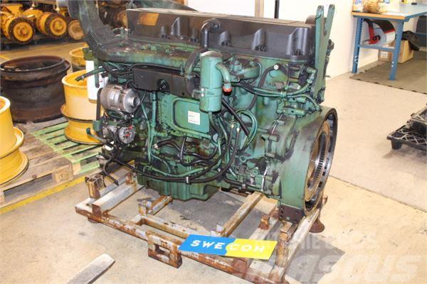 Volvo L150E Motor komplett rak typ
