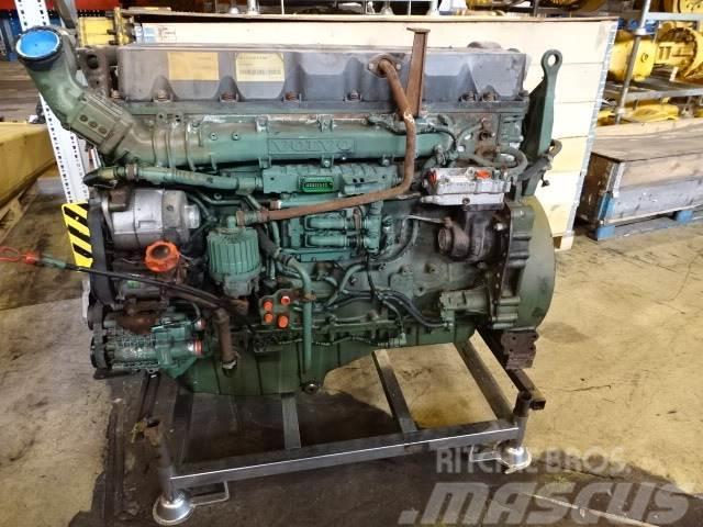 Volvo L150G Motor komplett rak typ