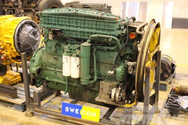 Volvo L180CHL Motor komplett rak typ