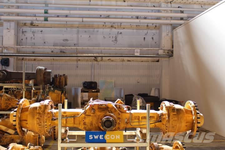 Volvo L180E Framaxel komplett