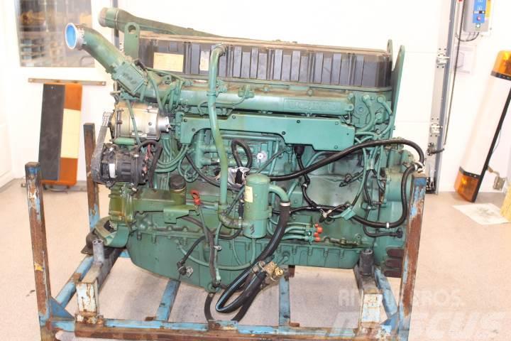 Volvo L180E Motor komplett rak typ