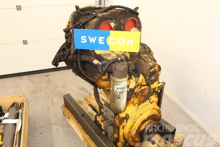 Volvo L180E Transmission Hjullastare