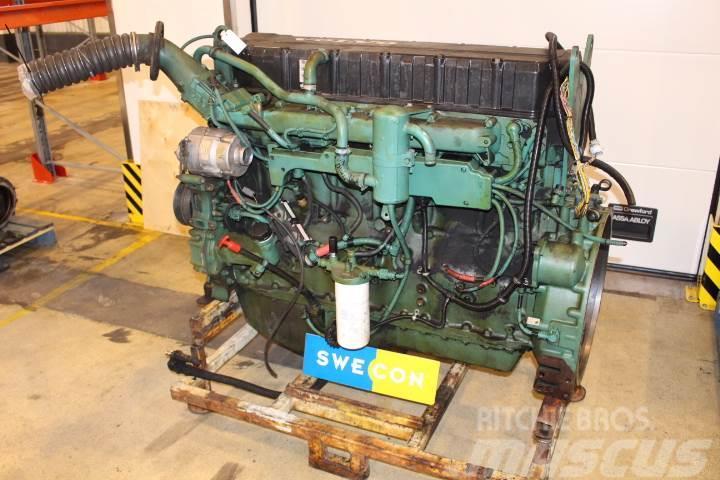 Volvo L180EHL Motor komplett rak typ