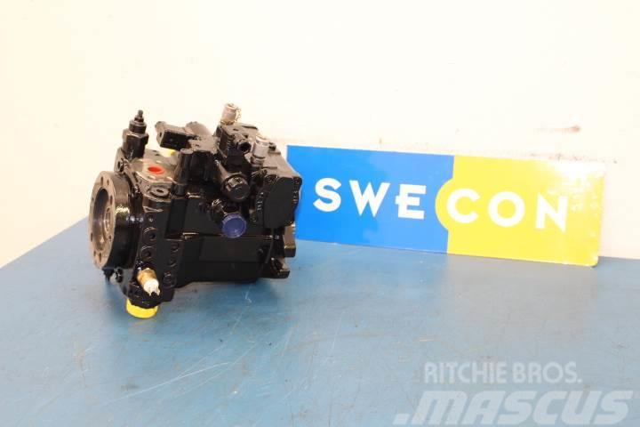 Volvo L20B Hydraulpump P1