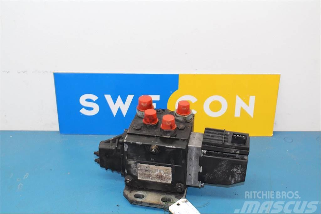 Volvo L220E Hydraulik ventiler