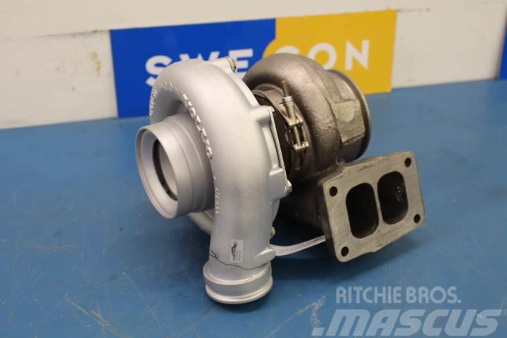 Volvo L220E Motor turboladdare