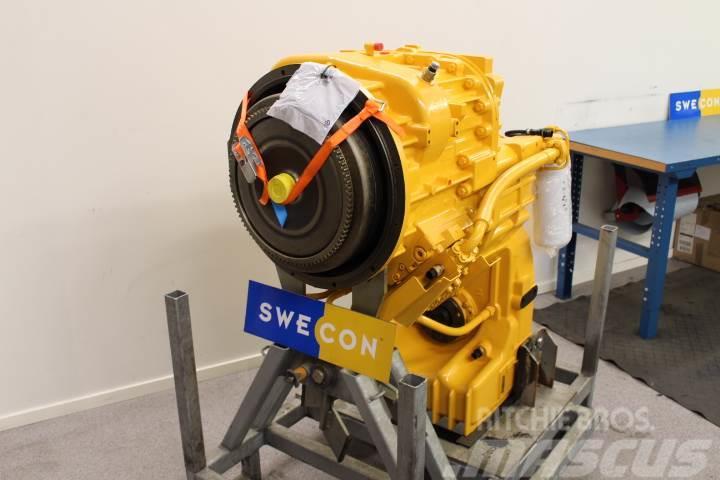 Volvo L250G Växellåda komplett