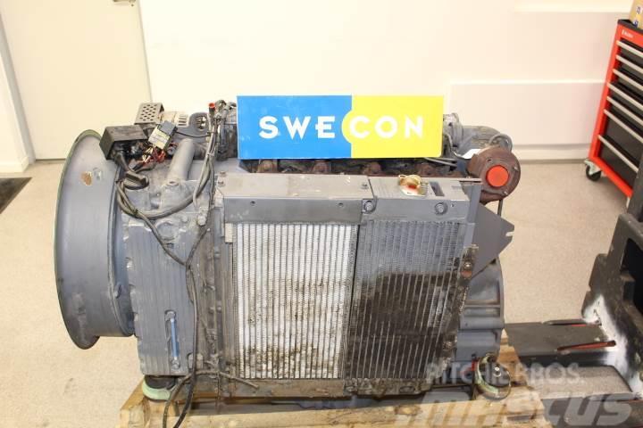 Volvo L40 Motor komplett