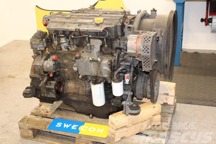 Volvo L40TP Motor komplett rak typ