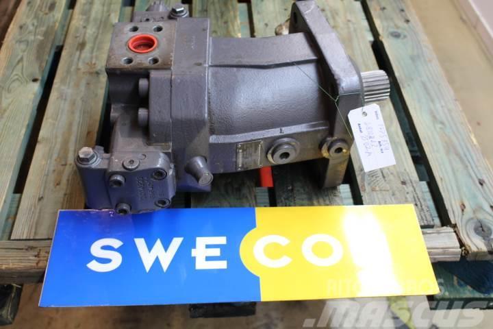 Volvo L45B Drivmotor
