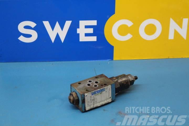 Volvo L50B Hydraulik ventiler