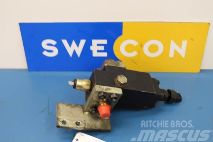 Volvo L50C Hydraulik ventiler