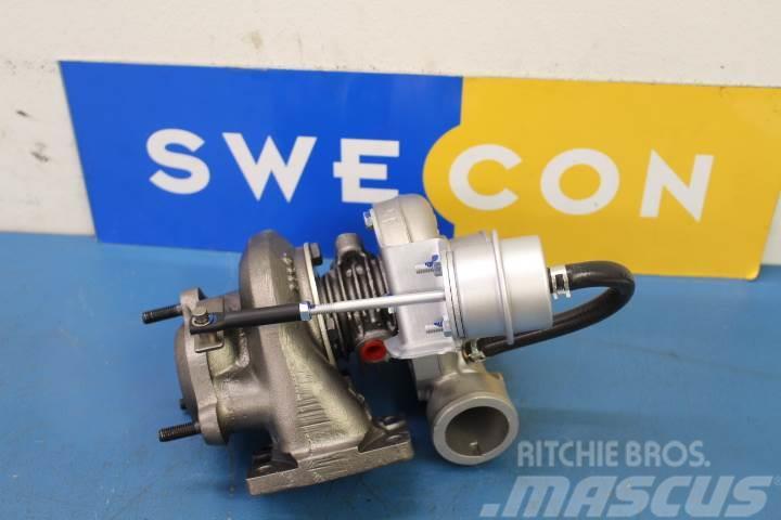 Volvo L50C Motor turboladdare