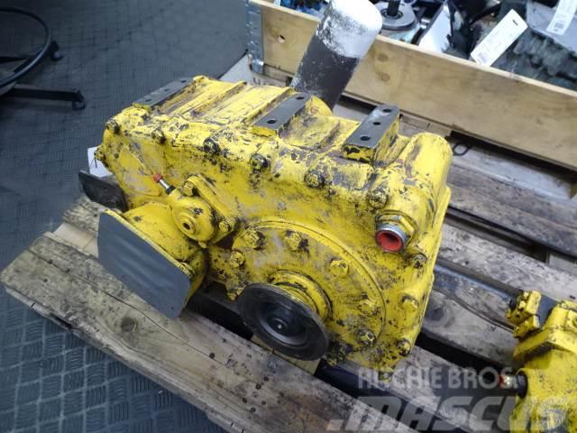 Volvo L50D Transmission Hjullastare