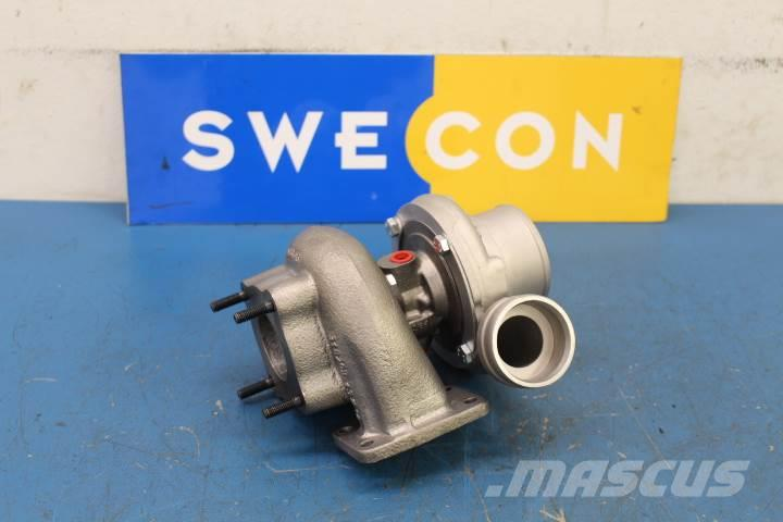 Volvo L50E Motor turboladdare