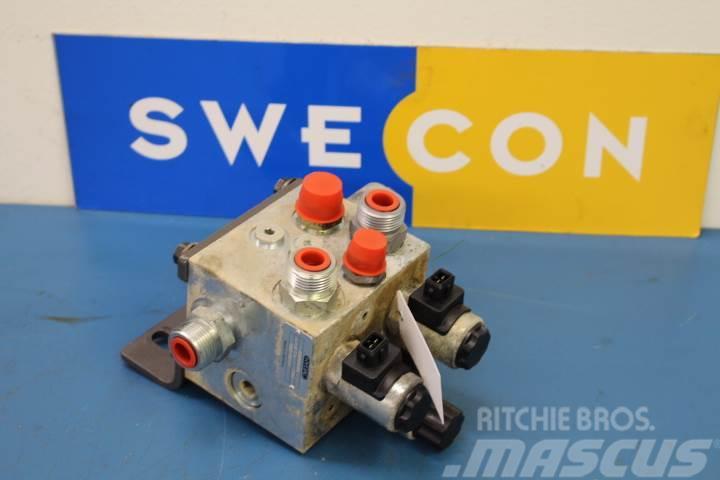 Volvo L50G Hydraulik ventiler