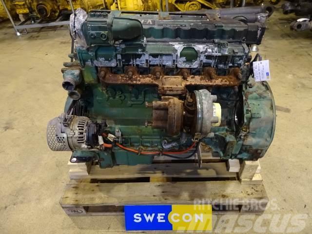 Volvo L60F Motor komplett