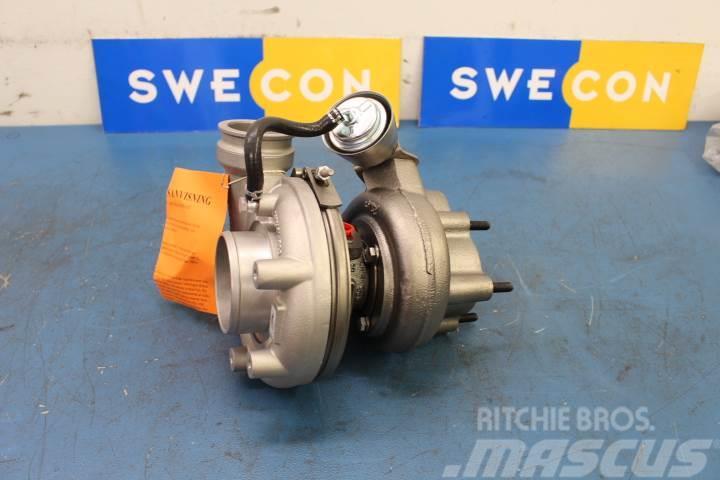 Volvo L60F Motor turboladdare