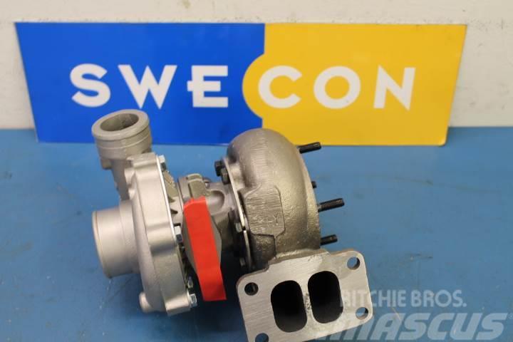 Volvo L70C Motor turboladdare