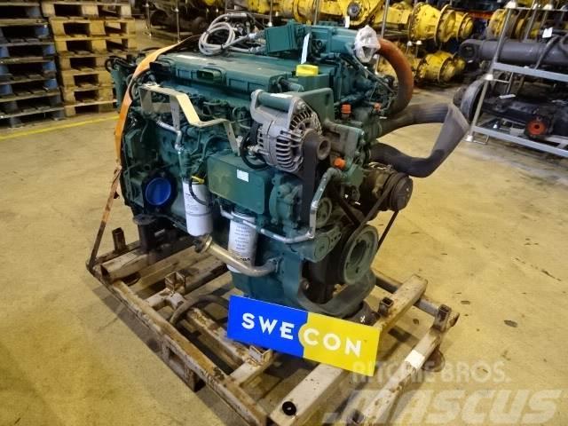 Volvo L70G Motor komplett rak typ
