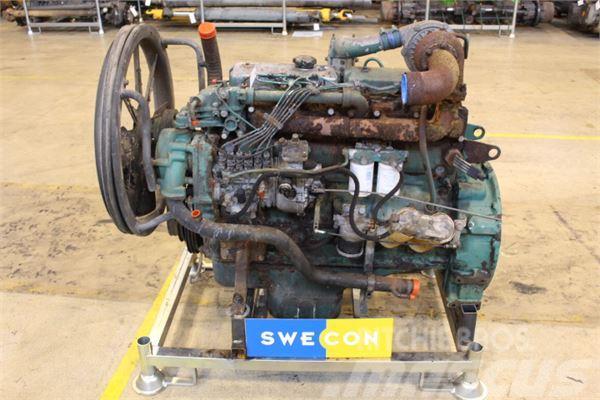 Volvo L90 Motor komplett rak typ