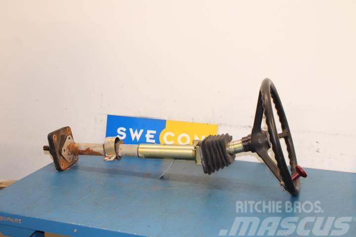 Volvo L90B Styrning ratt, styrkolonn