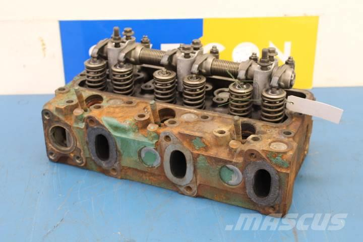 Volvo L90D Motor cylinderhuvud