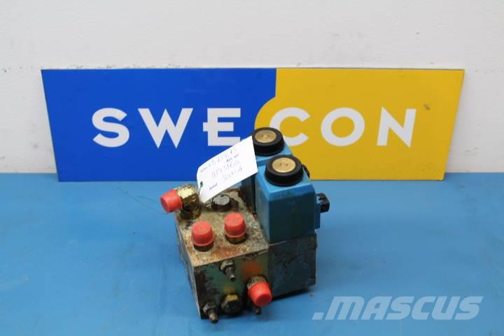 Volvo L90E Hydraulik ventiler
