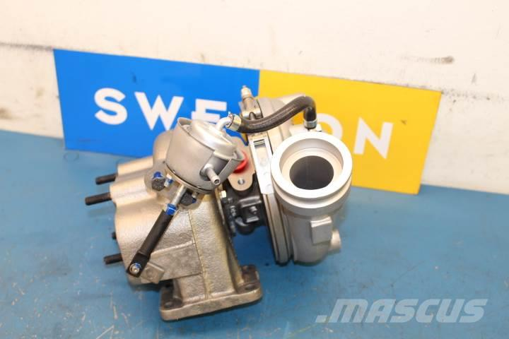 Volvo L90F Motor turboladdare