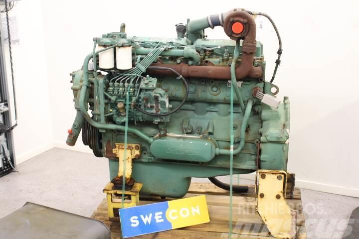 Volvo Reservdelar Motor komplett rak typ