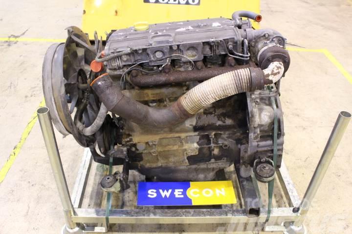 Zettelmeyer ZL1002L Motor komplett rak typ