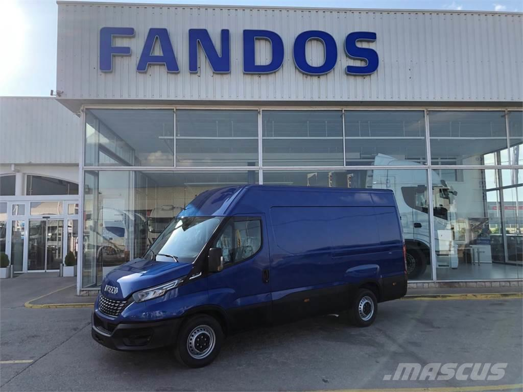 Iveco 35S16A8V 12m3 nueva